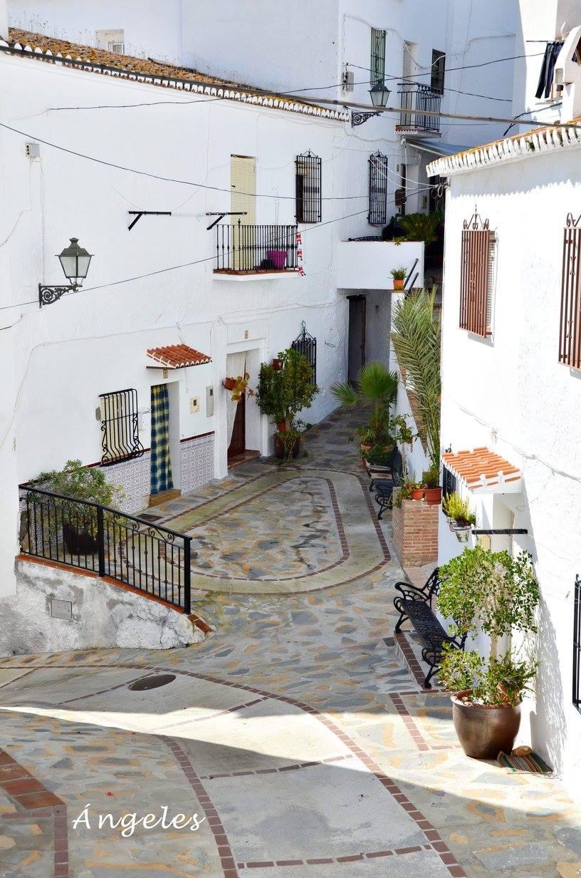 Municipio de Arenas: pueblos bonitos de Málaga
