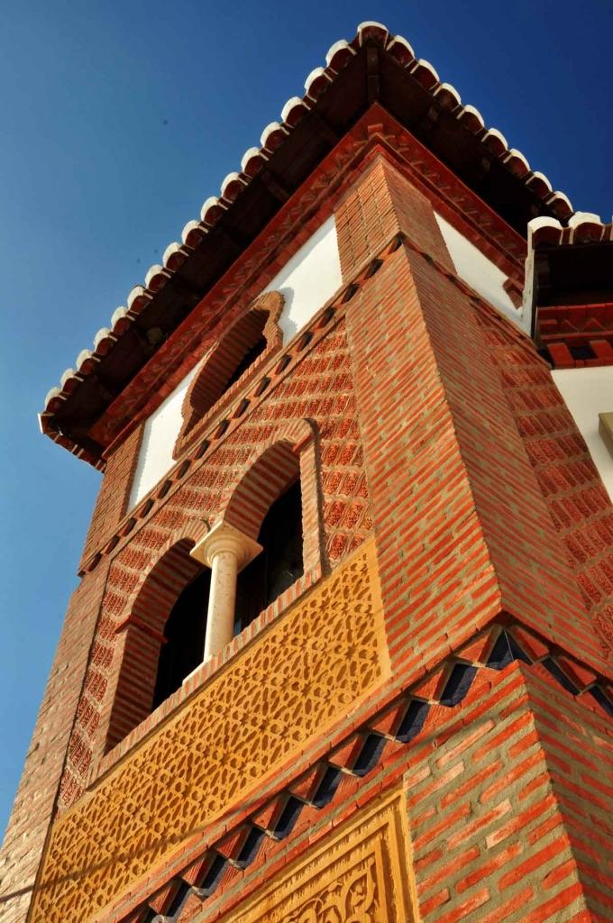 Torre mudéjar de Sedella. Foto: César Rubio