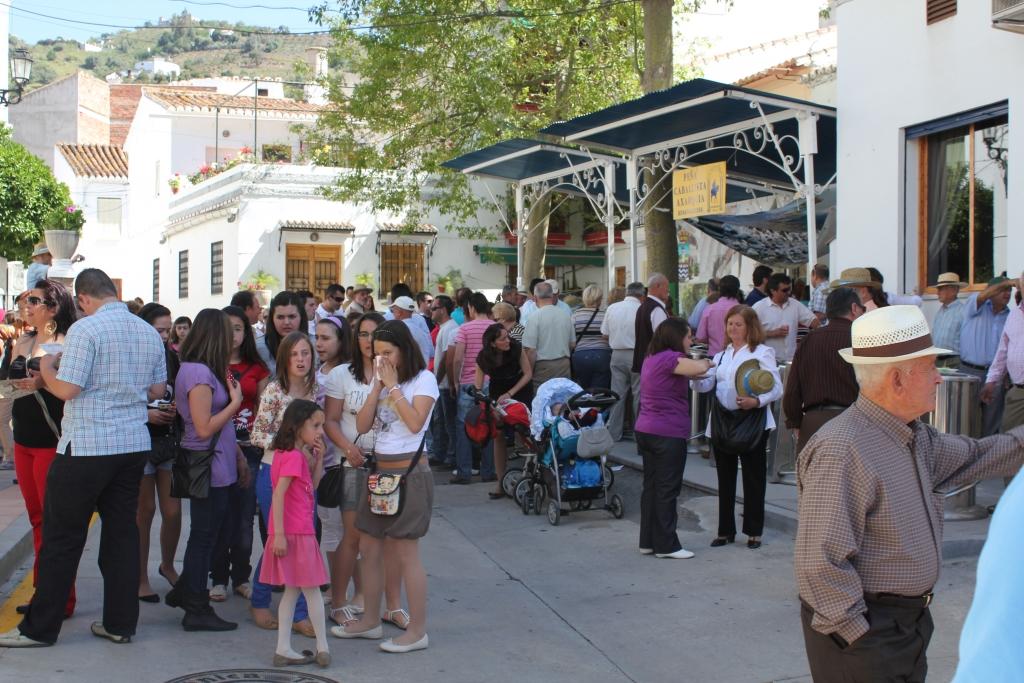 Fiesta del Campo de Benamargosa: fiestas de la Axarquía, Málaga